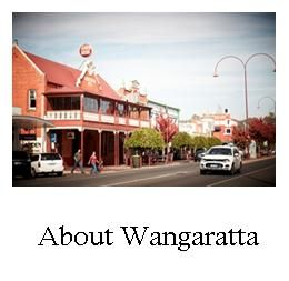 I went to visit Wangaratta in June 2014.  Achieved my wish and met my good friend Heather Williams.