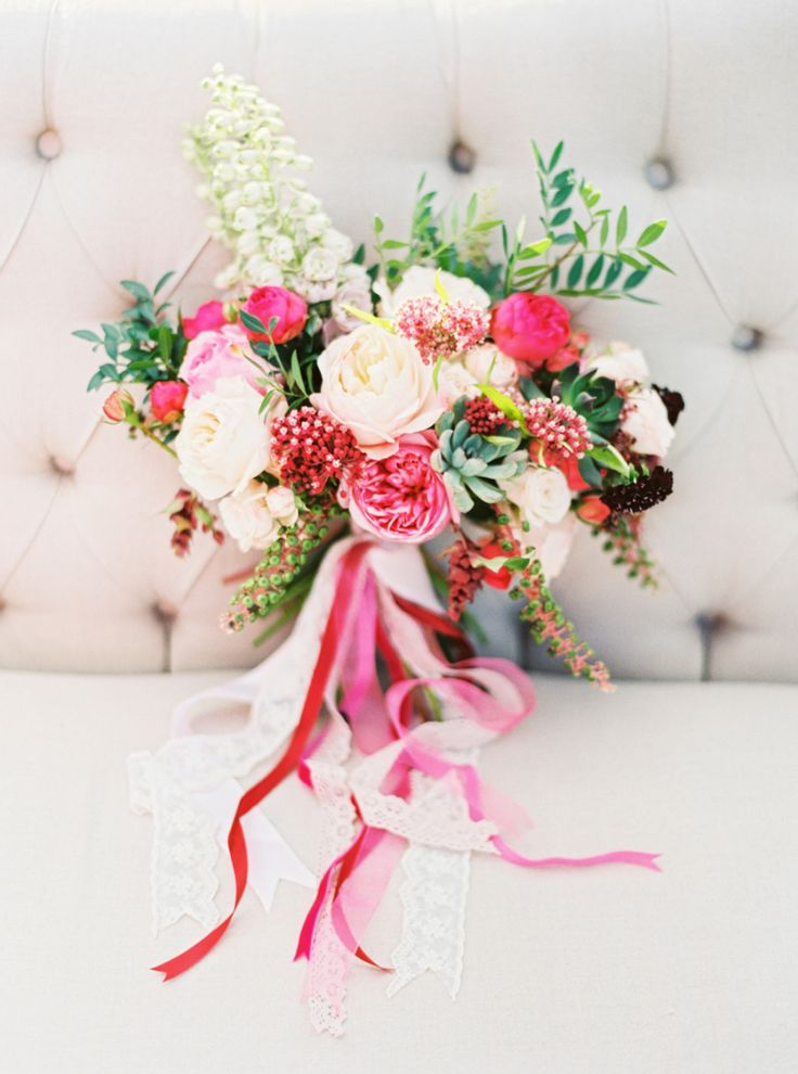 85 best Bright Pink Wedding images on Pinterest | Pink weddings ...