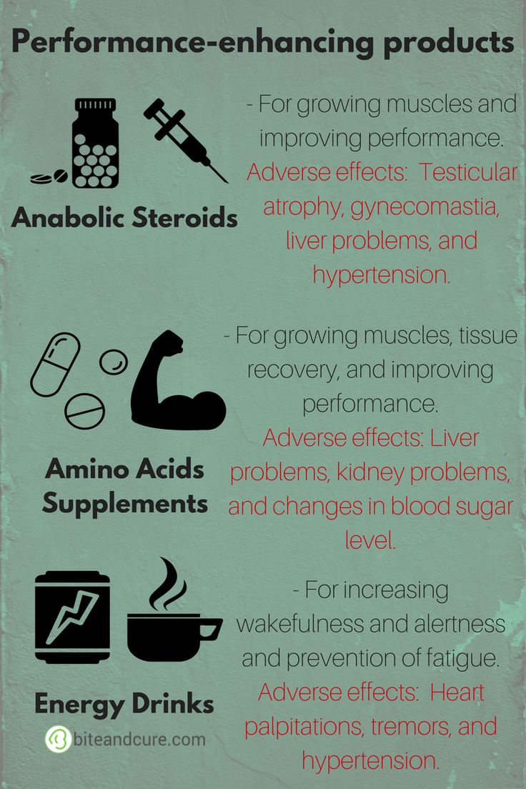 #Drugs for better performance.