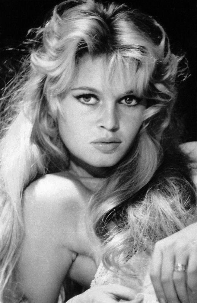 "Brigitte Bardot"" ...."