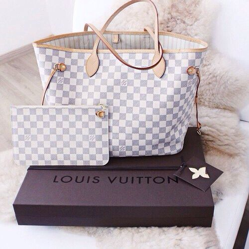 #Louis #Vuitton #Handbags Neverfull $199, 2015 New LV For Womens Fashion, Louis Vuitton. Pinterest: pearlxoxoxo