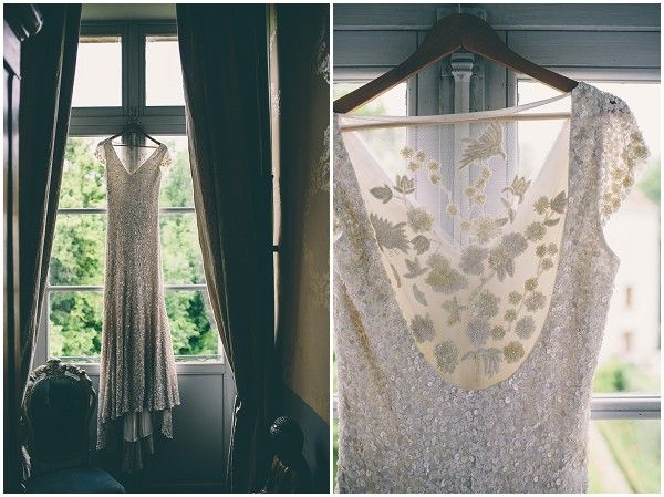 Carla Cosgrove - Founder Candour Store - wedding - France - Australian - eclectic - adventure - vintage -rustic chateau wedding - Karen Willis Holmes - Wil Valor - Samuel Docker Photography - French Wedding Style -vintage style wedding dress  | Image by Samuel Docker Photography
