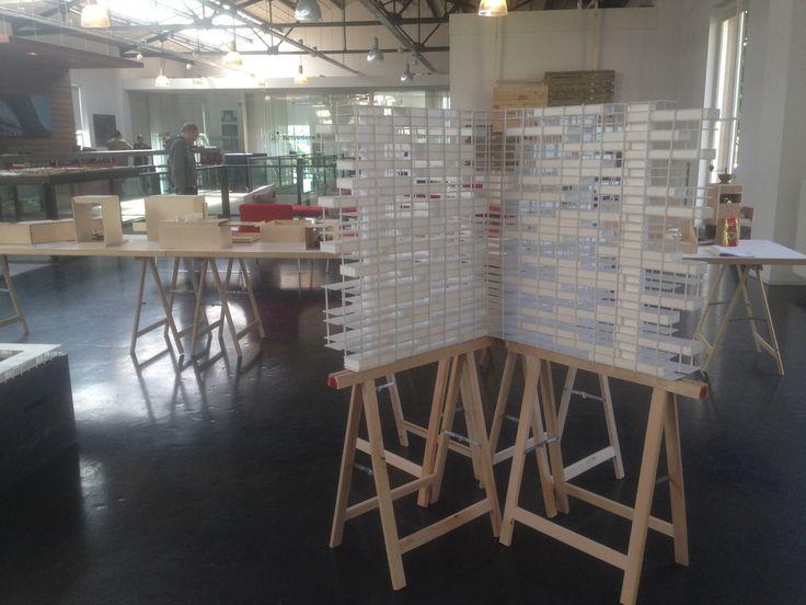 Infocentrum Belvedere- TOPOS architectuur centrum Maastricht presentatie tijdens Kunsttour