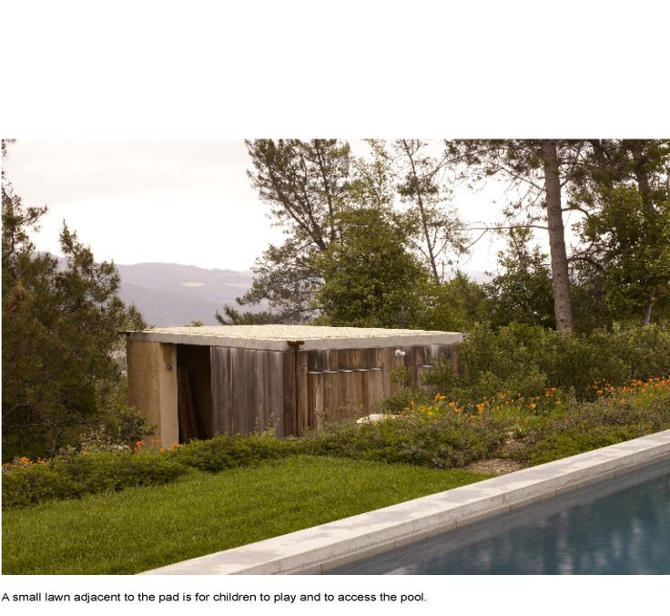 Napa Valley Rammed Earth House – MODERNACULAR