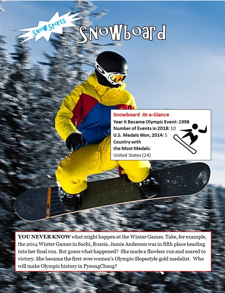 Best WINTER SPORTS Images On Pinterest Winter Sports Winter - The 10 best winter sports and where to find them