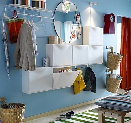 Schuhschrank ikea trones  Die 25+ besten Ikea schuhaufbewahrung Ideen auf Pinterest | DIY ...