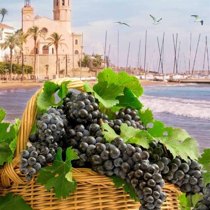Festival du Vin à Sitges - Catalogne (Espagne)