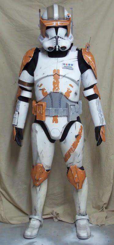 Commander Cody Costume | Cosplay | Star wars clone wars ...