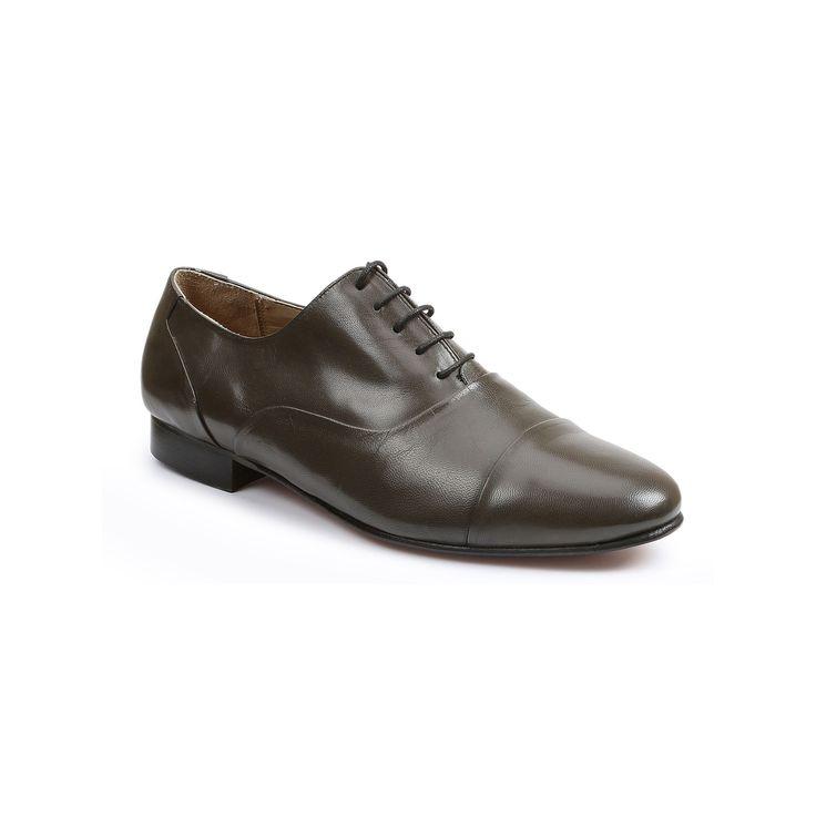 Giorgio Brutini Men's Leather Oxford Shoes, Size: medium (10.5), Grey Other