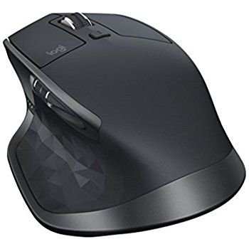Logitech MX Master - Ratón inalámbrico, color negro: LOGITECH: Amazon.es: Informática