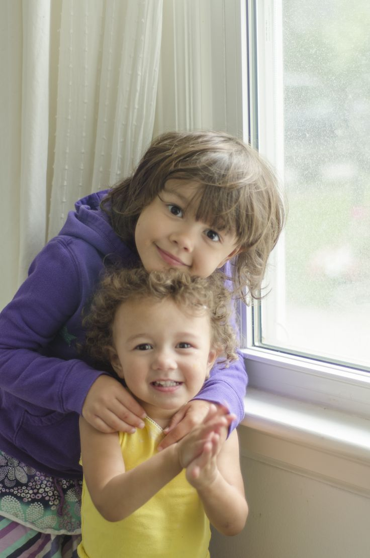 Sisterly Love Sibling Photography | Erin Hall Photography