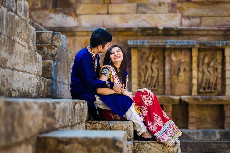 Amisha   Dishant - Pre Wedding - Ahmedabad
