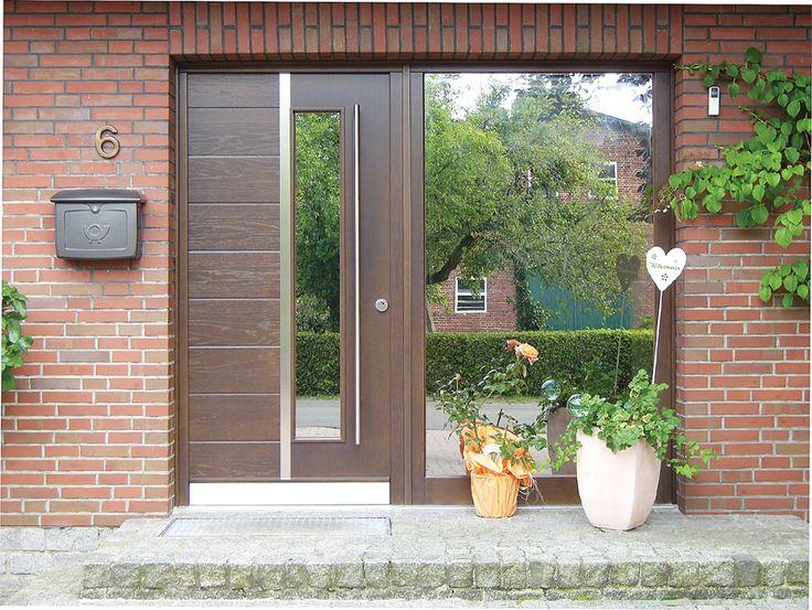 Haustüren holz bauernhaus  Die besten 10+ Holzhaustüren Ideen auf Pinterest | Haustüren ...