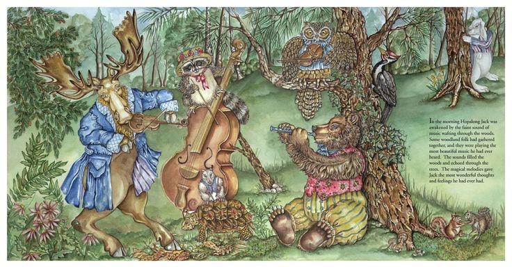 Hopalong Jack and the Blue Bunnies Jeri Landers 2005