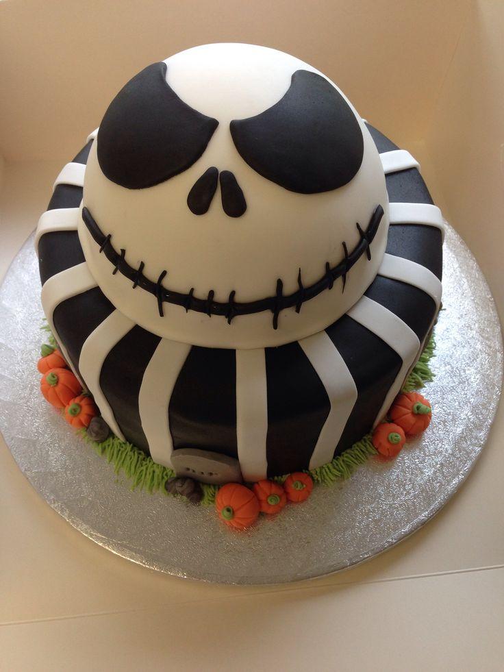 The 25 best Jack skellington cake ideas on Pinterest Jack