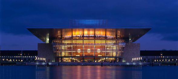 Operaen i København :: Henning Larsen Architects