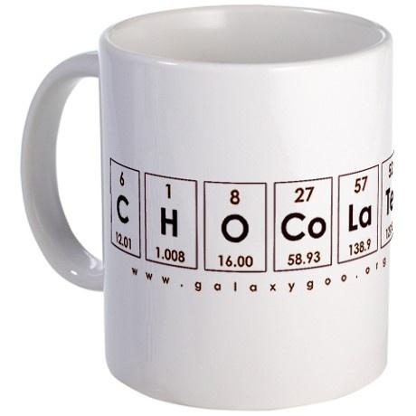 chocolate chemistry Mug