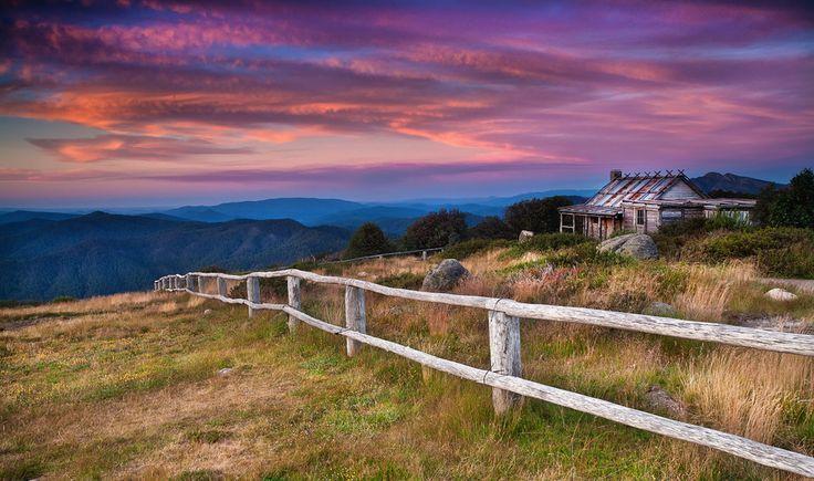 High Country of Victoria, Australia | Photo by John Dekker