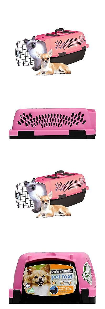 Carriers and Crates 26702: Doskocil 19 Pet Taxi Pink -> BUY IT NOW ONLY: $30.47 on eBay!