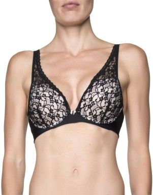 Lace Padded Push Bra | Woolworths.co.za