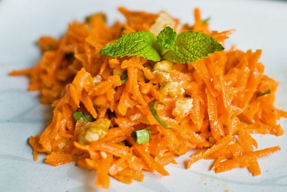 Spiced Carrot Salad Greek) Recipe - Greek.Food.com
