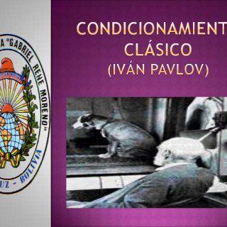 Condicionamiento clásico(Iván pavlov) 1   El condicionamiento clásico es denominado también condicionamiento respondiente. Fue desarrollado por Iván Pavlo. http://slidehot.com/resources/subiralblog-091203125009-phpapp02.30171/