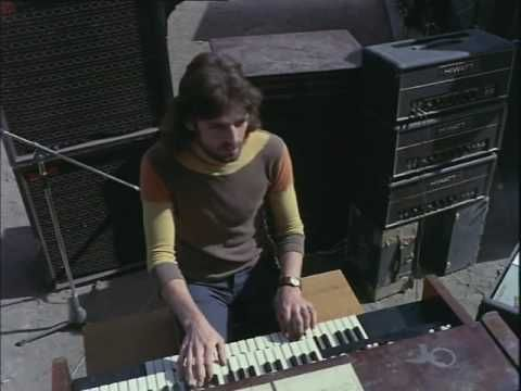 Pink Floyd - A Saucerful of Secrets (ending part) live in Pompeii 1971