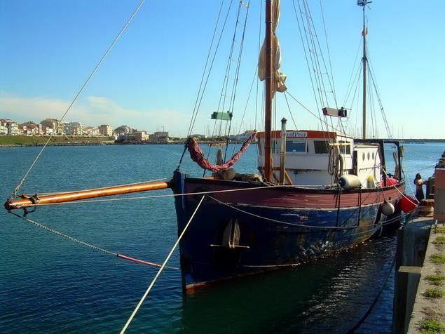 barco ingles arenque sans peur povoa varzim 2012 c