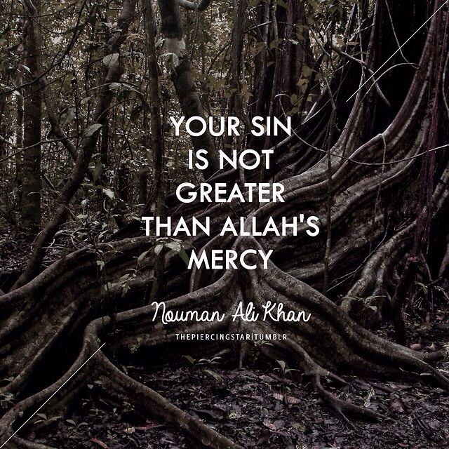 Mercy of Allah SWT