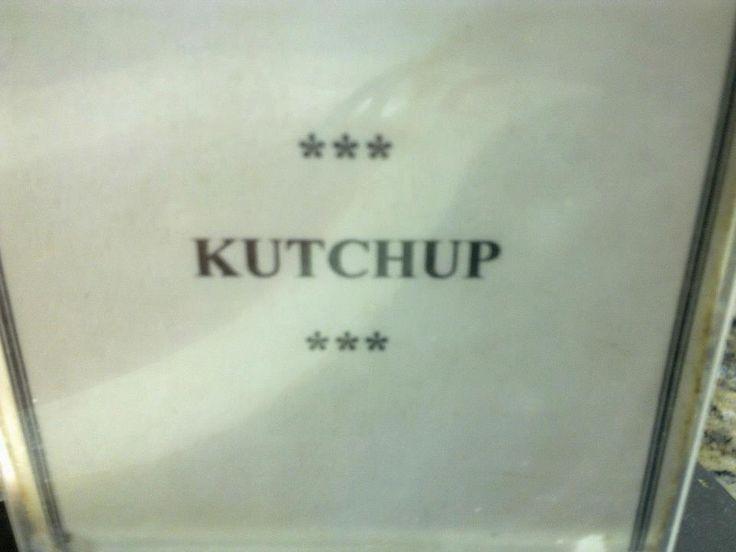 Kutchup - Taalvoutjes