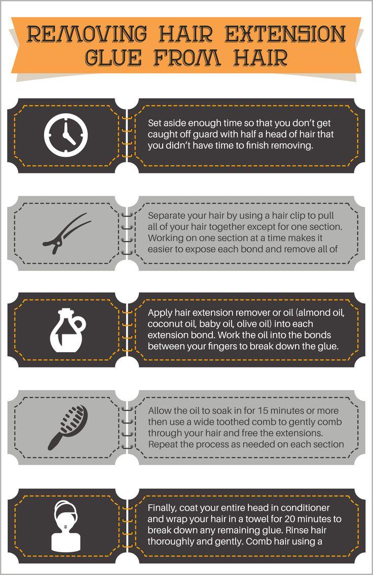 Best 25 Glue In Hair Extensions Ideas On Pinterest Diy