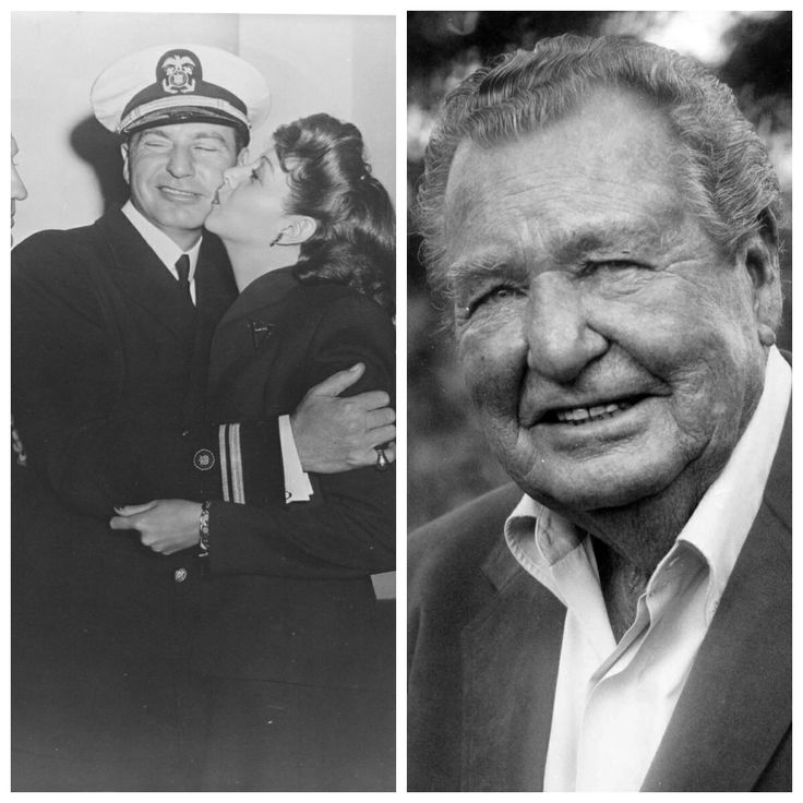 Phil Harris-Navy-WW2-1942-Harris and his whole band enlisted together and served until the end of the war. (Entertainer/Actor)