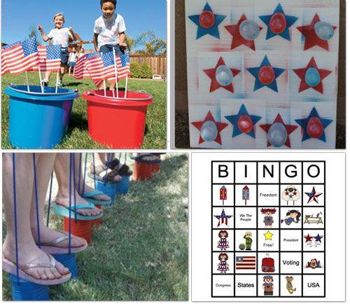 memorial day/4th of july activities: July4Th, Activities For Kids, Kindergarten Image, Church Kids, Kids Business, Balloon Darts