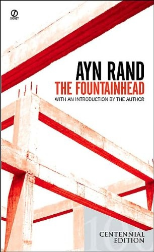 Yep. Im in architecture school and I haven't read this.: Worth Reading, Thefountainhead, Books Worth, The Fountainhead, Aynrand, Favorite Books, Reading Lists, Ayn Rand, Howard Roark