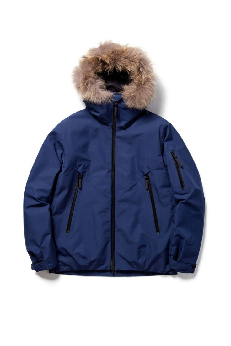 The Japanese ski wear brand focuses its efforts on a tight capsule of lifestyle goods.