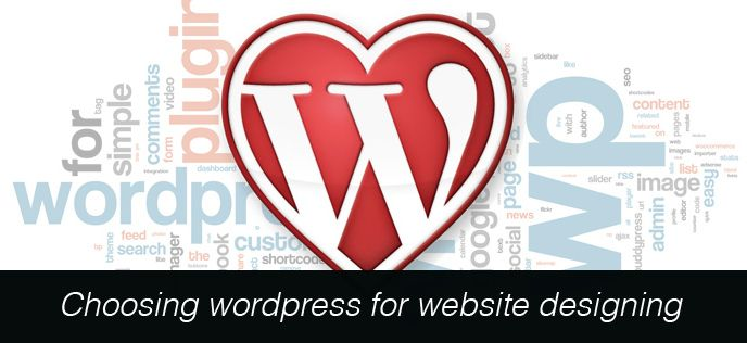 Choosing wordpress for website designing! In today's world of web designing and development companies are continuously trying to remain upgraded and use the latest technology to stand ahead in the competition.  #websitedesigncompanyIndia #wordpressdesignanddevelopment #websitedesigncompany