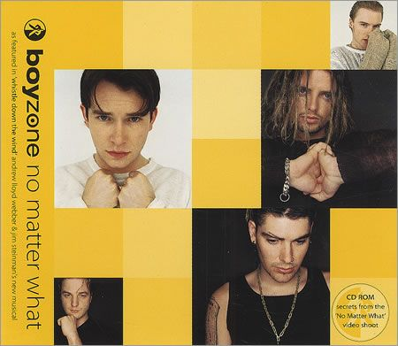 For Sale - Boyzone No Matter What USA Promo CD single (CD5 / 5