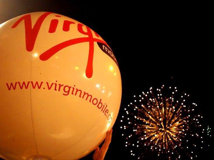 Rock al Parque 2013 Virgin Mobile's presence. Great work!