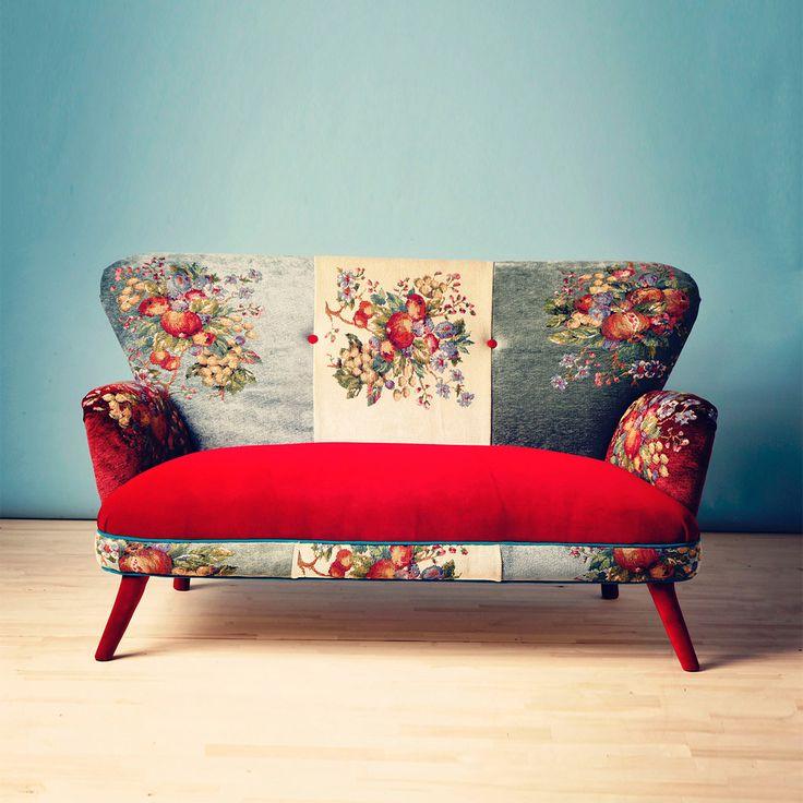 eu.Fab.com | Gobelin Spring Rose Sofa