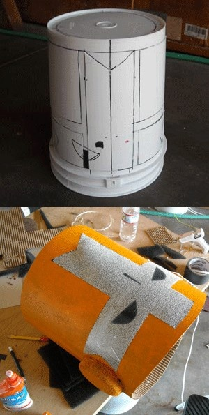 D.I.Y Castle Crashers Helmet                                                                                                                                                     More