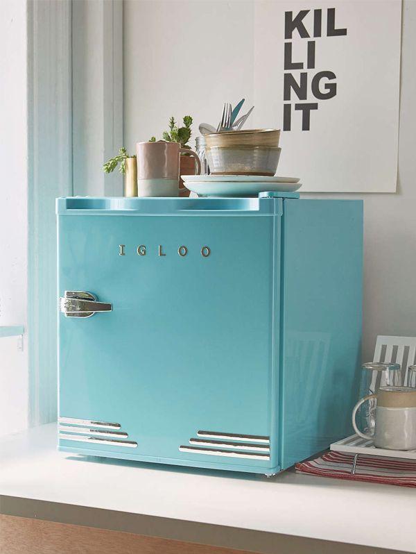 Mini Refrigerator   Mini Geladeirinha da Urban Outfitters   Blog Não Me Mande Flores