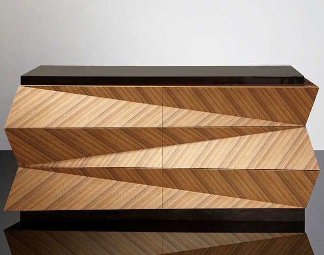 Origami Chest by Matsuoka International | http://www.luxesource.com |