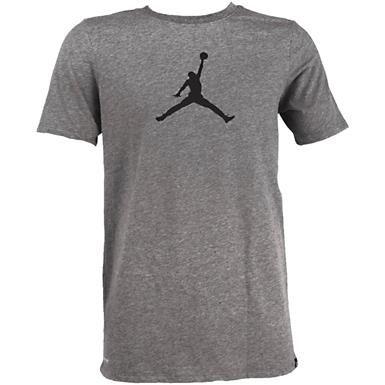 6008b88cdfea Air Jordan 23   7 Jumpman T T Shirts - Mens Black Gold