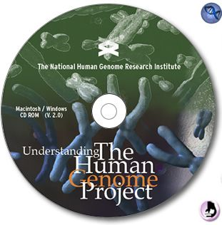 Online Education Kit: Understanding the Human Genome Project  Welcome to the Online Education Kit. The links below contain all sections inside the CD. You can even download the individual multimedia portions of the CD to your computer.