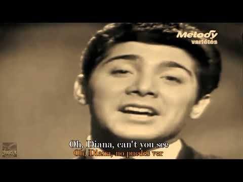 Paul Anka   Diana 1957 Lyrics - YouTube