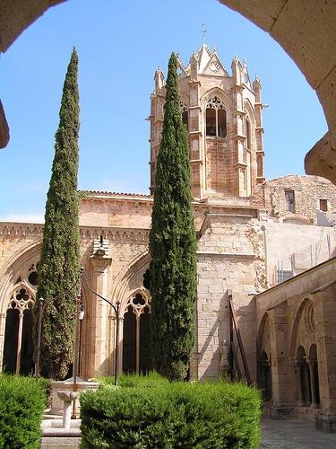 Vallbona de les Monges by manelzaera, via Flickr