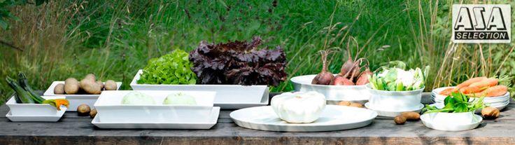 Diese Produktreihe ist für Speisen gedacht, die im Ofen zubereitet werden. Dünsten, Gratinieren, Braten, Eindecken und Servieren. Diese Porzellanformen bestehen aus Ober- und Unterformen und sind zudem noch kantenfest.