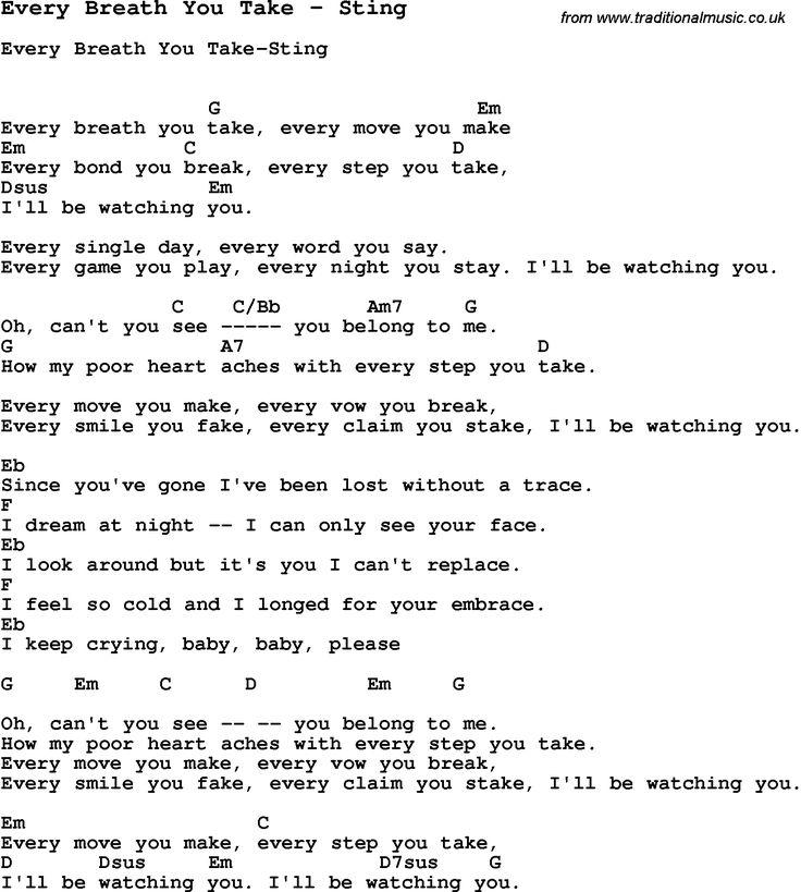 The 2705 best Lyrics/ music images on Pinterest | Sheet music, Easy ...