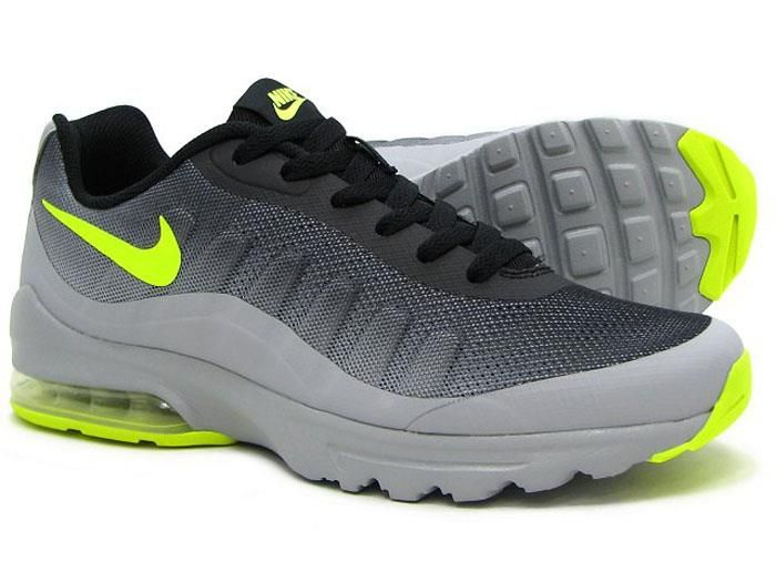 Nike AIR MAX INVIGOR MAX95 Paragraph PRINT Sport Shoes Light Grey Black New Release
