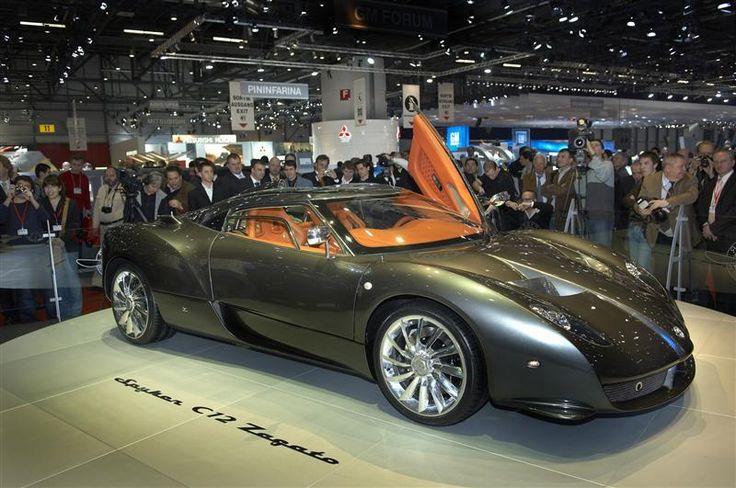 2008 Spyker C12 Zagato Image